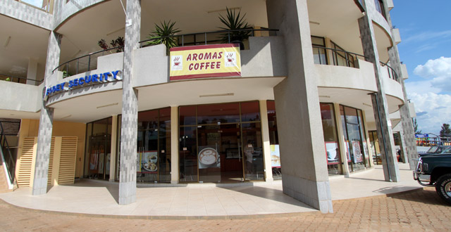 Aromas Coffee
