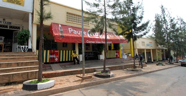 Corner View Restaurant