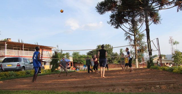 Image result for volleyball in kigali