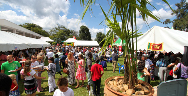 Kigali Food Fair 2011