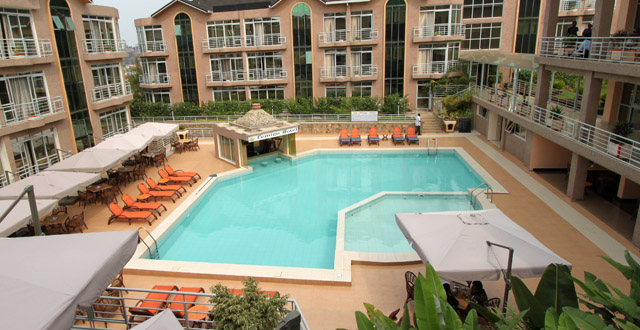 Swimming Pools in Kigali
