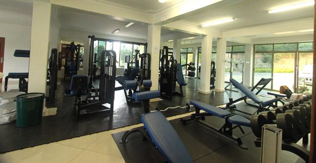 Cali Fitness Gym in Kigali