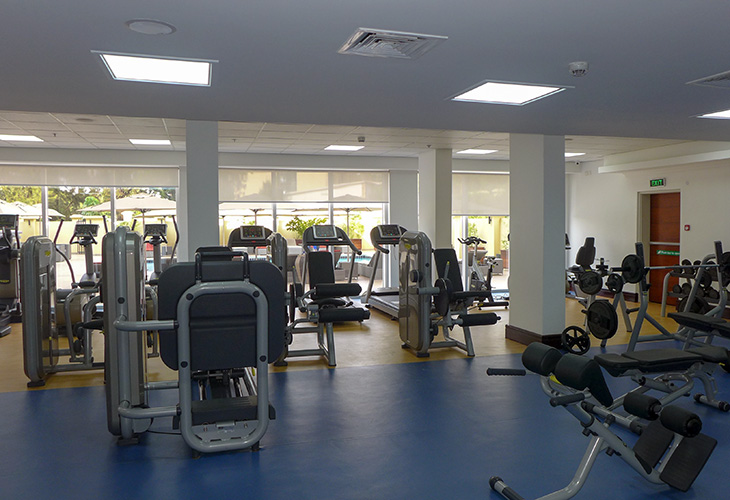 Park Inn by Radisson, Gyms in Kigali