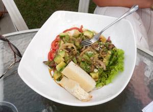 Fillet Steak Salad