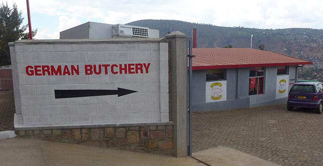 German Butchery, Kigali