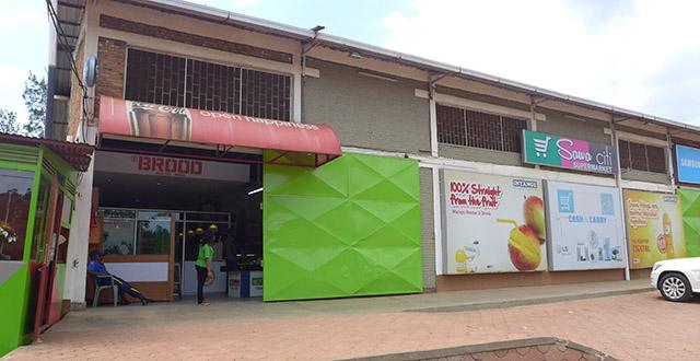 supermarkets in Kigali