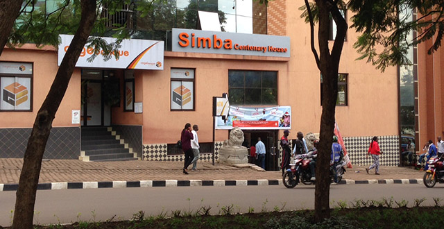 Simba Supermarkets in  Kigali