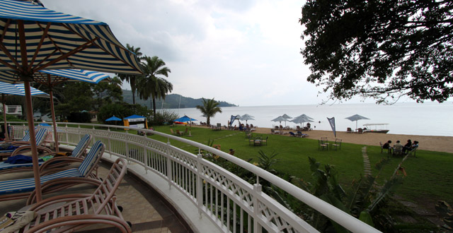 View from the Serena Gisenyi
