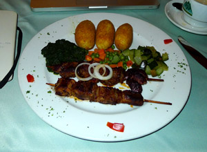 Pork Brochettes