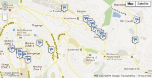 Embassies, Consulates & High Commissions in Kigali
