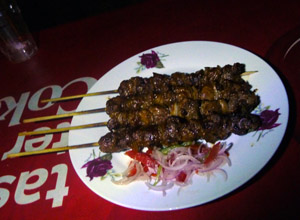 Brochettes - Rwf 1,000 each
