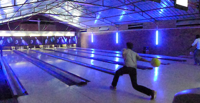 Bowling in Kigali
