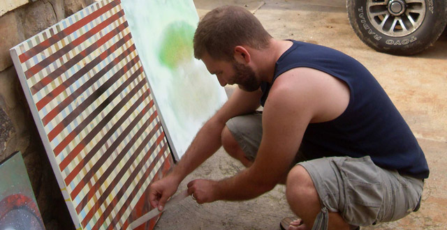 Gilles Dusabe - Teacher & Artist
