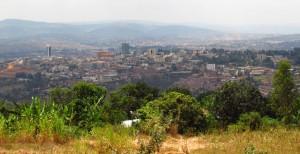 Climbing Mount Kigali