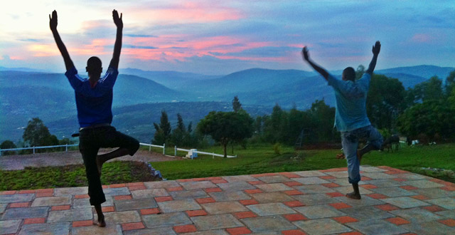 31 fun things to do in kigali for Places to do yoga