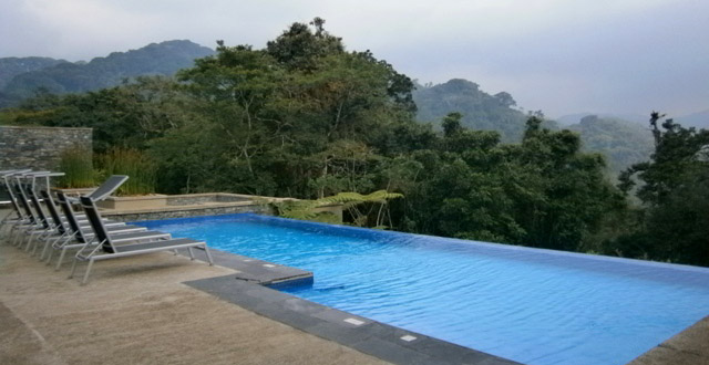 Nyungwe Forest Lodge Swimming Pool