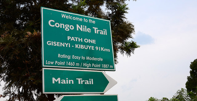 The Congo Nile Trail, Rwanda