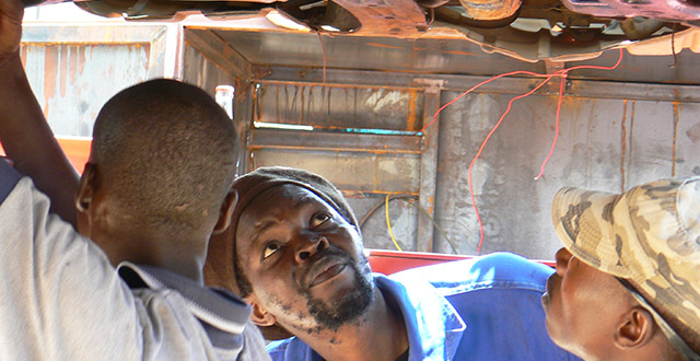 My friend Moshen has been working as a mechanic in Kigali for years but he's recently launched Car Care Tech to take his business to […]