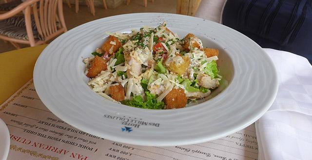 Chicken Caesar Salad - Rwf 6,000