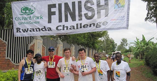 Rwanda Challenge Marathon