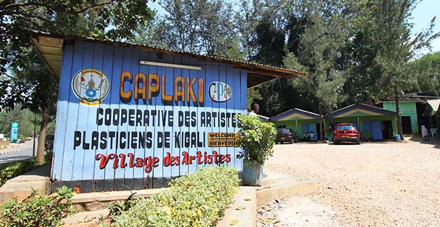Rwandan souvenirs - Caplaki Kigali
