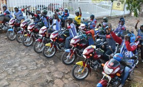 Taking a moto taxi is probably the most dangerous thing you can do in Kigali. It's also probably the most convenient (and fun) thing, too, […]