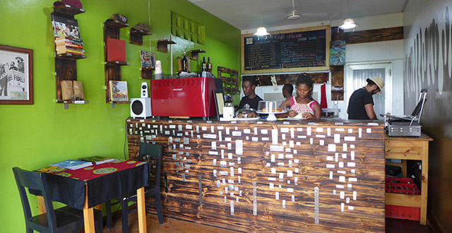 Inema Cafe, Kigali