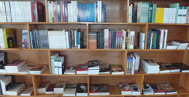 Rwandan Books