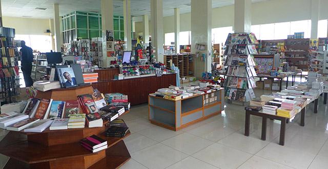 Ikirezi Bookstore, Kigali