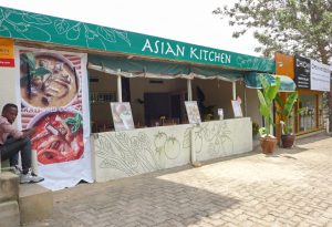 Asian Kitchen, Kigali