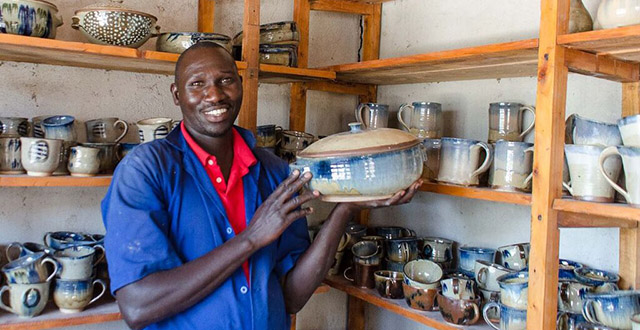 Gatagara Pottery