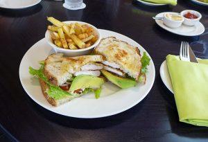 Chicken Club, Iriba Bar, Marriott, Kigali