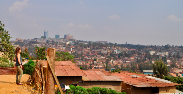 View of Kigali