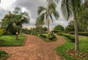 Juru Park, Solitude in Kigali