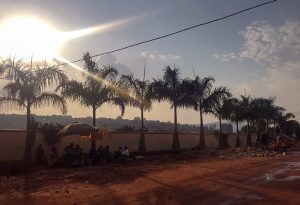 Morning Walks, Solitude in Kigali