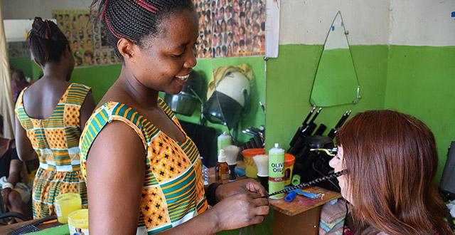 Tours in Kigali, Nyamirambo Womens Center