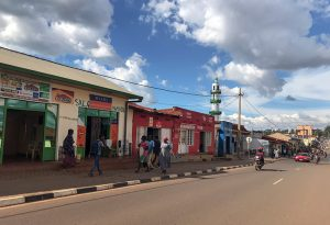 Living in Nyamirambo, Kigali