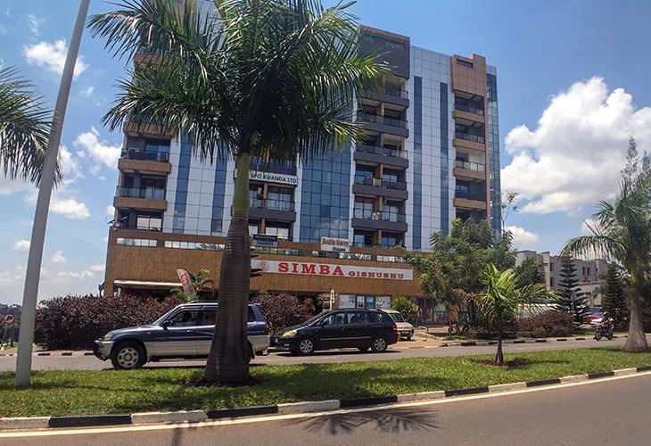 Simba Supermarket, Gishushu, Kigali