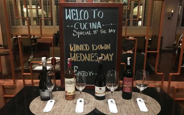 Wide Down Wednesday, Cucina, Kigali