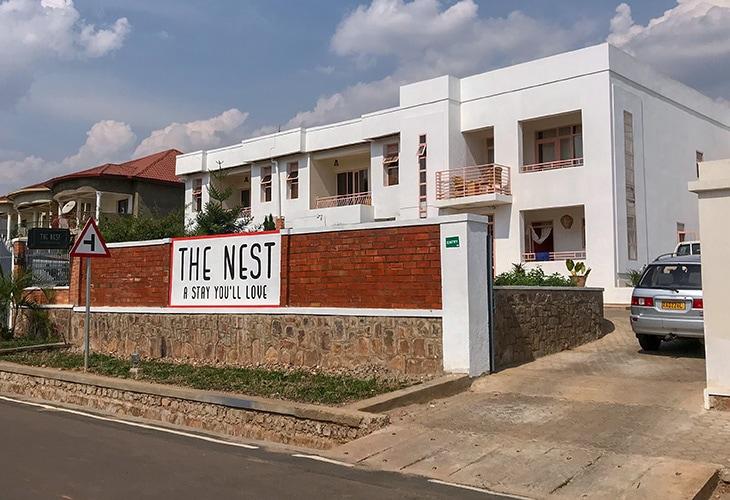 The Nest, Kimihurura, Kigali