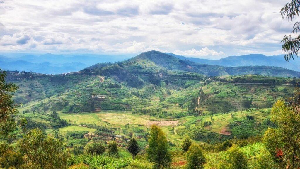 Hiking in Rwanda