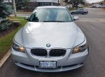 2007 BMW 525XI - Canadian Vehicle for sale