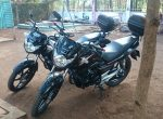 2 x Suzuki GS150R with South African paper, perfect condition (12000km)